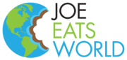 Joe Eats World developing recipes and teaching cooking techniques