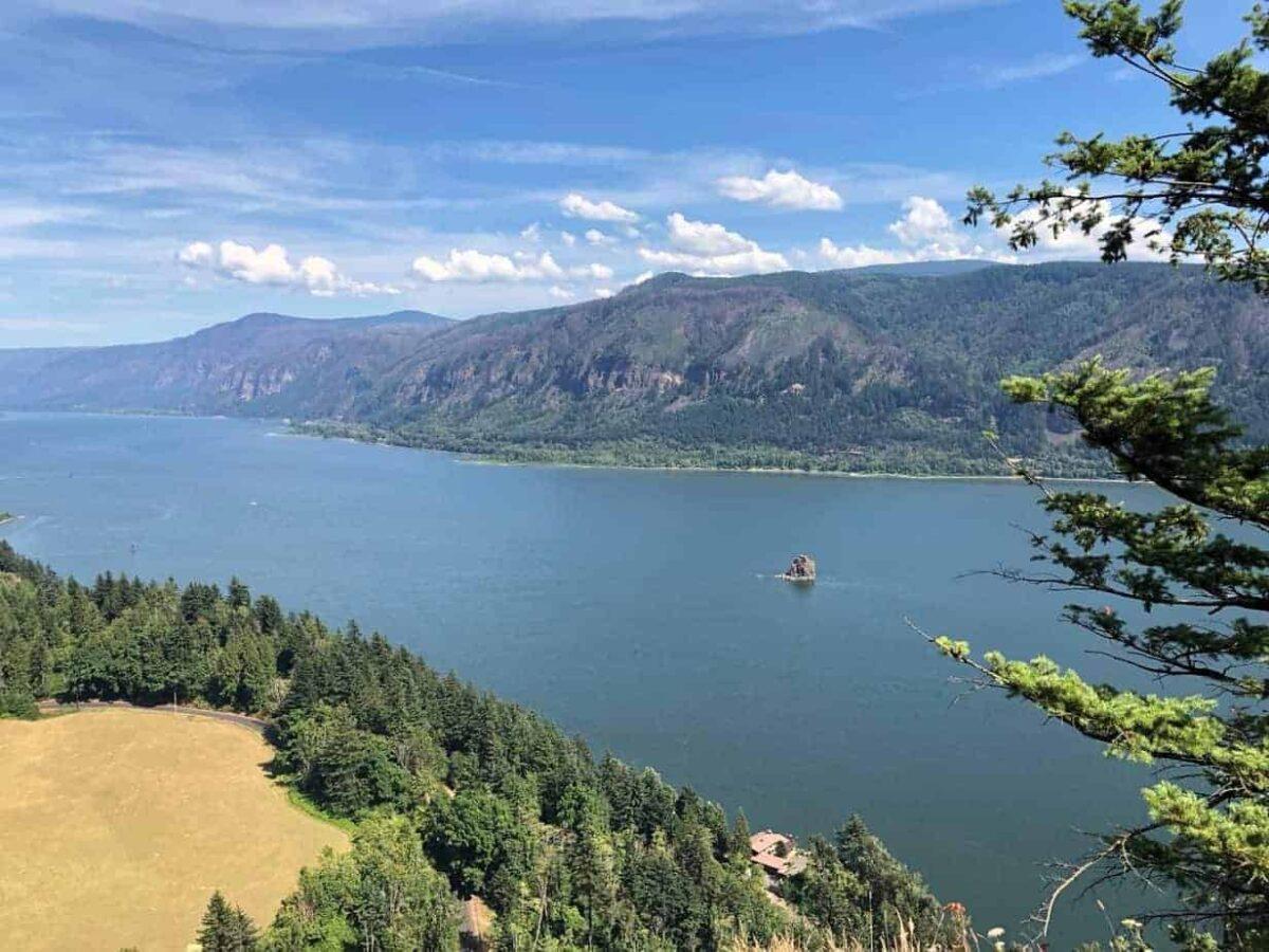 Columbia Gorge Washington State