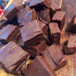 recipes for homemade fudge you can do last minute